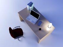 Workplace stock illustration