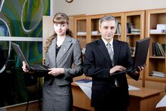 Workplace Royalty Free Stock Photography