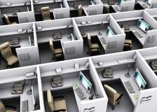 workplace Immagini Stock