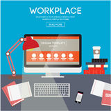 workplace Images stock