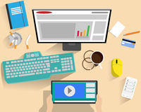 Workplace Analytics Stock Images