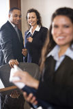 Workplace diversity Stock Photography