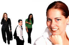 Workplace Professionals Stock Images