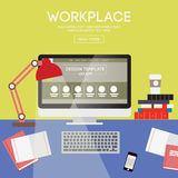 Workplace Stock Photography