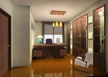 Workroom design Stock Photo