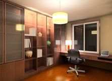 Workroom design Stock Photo