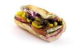 The Works Sandwich Stock Photos