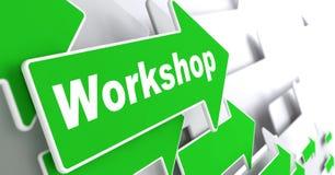 Workshop. Business Concept. royalty free illustration
