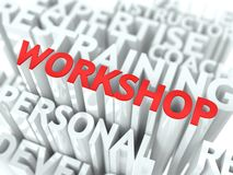 Workshop Concept. Stock Photography