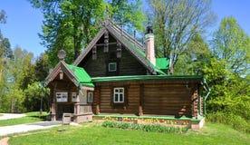 Workshop in de museum-Reserve Abramtsevo Het Gebied van Moskou, Rusland royalty-vrije stock afbeeldingen