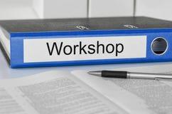 Workshop Stock Photo