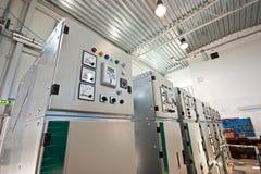 Workshop industriale Immagine Stock