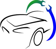 Workshop Logo Stock Image