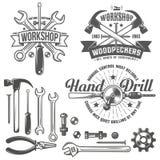 Workshop logo Stock Photography