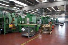 Free Workshop - Metal Forming Press Stock Images - 78233664