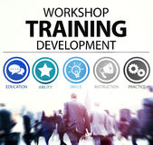 Workshop Training Teaching Development Instruction Concept Stock Photography