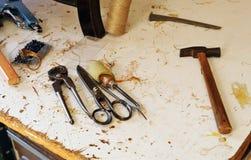 Schaarstoel alhambra paleis in granada spanje stock foto - Talleres de tapiceria ...
