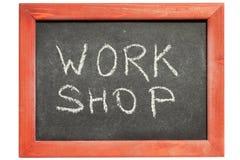 Workshop Stock Photography