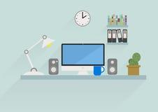 Workspace ilustracji