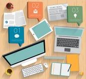 workspace Imagen de archivo