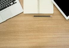 Workspace Royalty Free Stock Photo