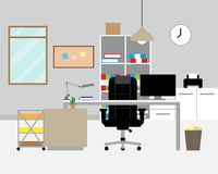 Workspace - Modern Office Stock Photos