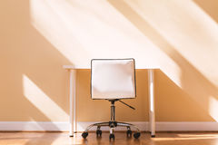 Free Workstation Desk In A Large Room Royalty Free Stock Photos - 91998758