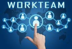 Workteam Stock Photos