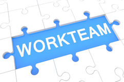 Workteam Stock Photography
