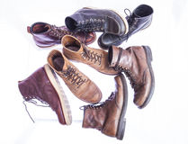Workwear boots Stock Photography