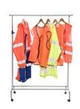 Workwear coloreado imagenes de archivo