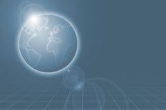 World #1. Concept : World Royalty Free Stock Photo