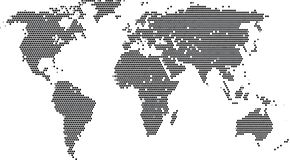 World Royalty Free Stock Photo