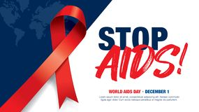 Free World AIDS Day Royalty Free Stock Photography - 161039807
