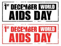 World aids day Royalty Free Stock Photos