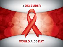 World Aids Day Stock Images