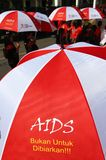 World AIDS Day Stock Photography