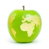 World apple Stock Image