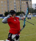 WORLD ARCHERY CHAMPIONSHIPS IN DENMARK Royalty Free Stock Images