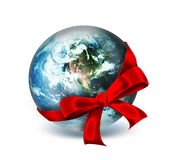World as a gift Stock Photos