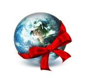 World as a gift Stock Photos