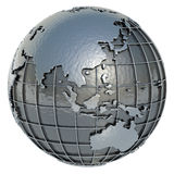 World (Asia Oceania) Stock Image