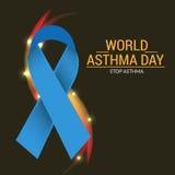 World Asthma Day Stock Photos