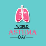 World Asthma Day Royalty Free Stock Image