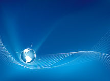 World Background 01 Stock Image