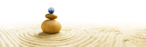 World in balance stock images