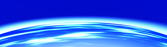 World banner 3d Royalty Free Stock Photo