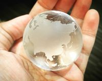 World is so big royalty free stock photo