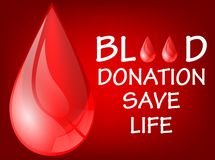 World blood donation save life day. Illustration of World blood donation save life day Stock Images