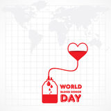 World Blood Donor Day Royalty Free Stock Image